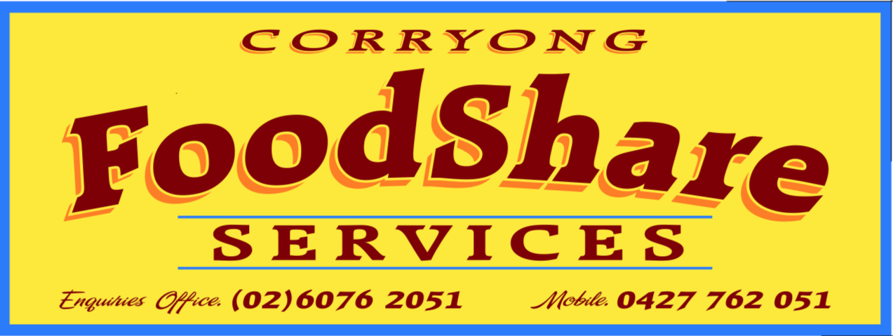 Corryong FoodShare Services